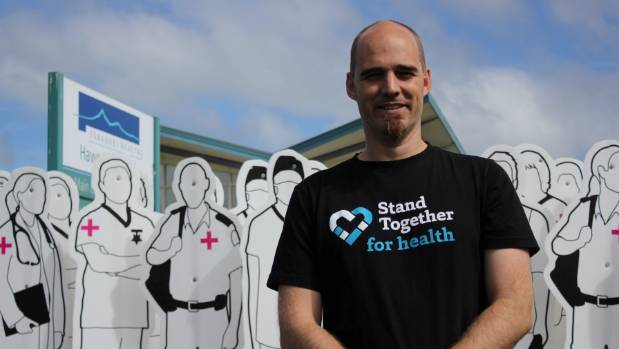 YesWeCare.nz campaign co-ordinator Simon Oosterman says Government funding hasn't kept up with a growing population and ...