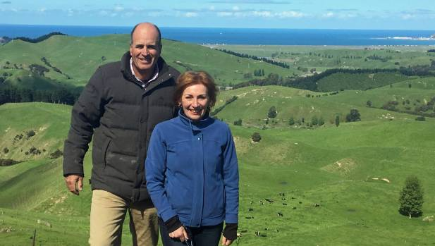 Robert and Helen Pattullo have been farming Newstead in the Hastings district since 1989.