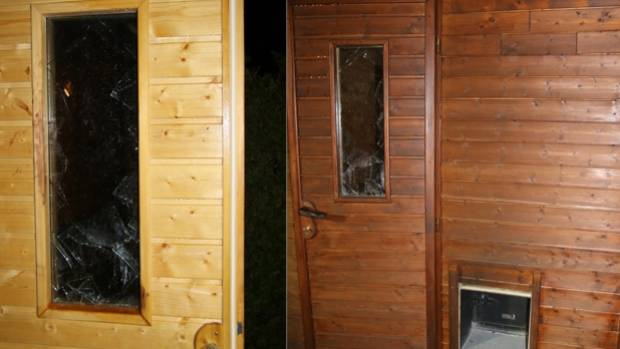 After the handle on the sauna door broke off two women tried in vain to & Mum daughter die trapped in sauna | Stuff.co.nz