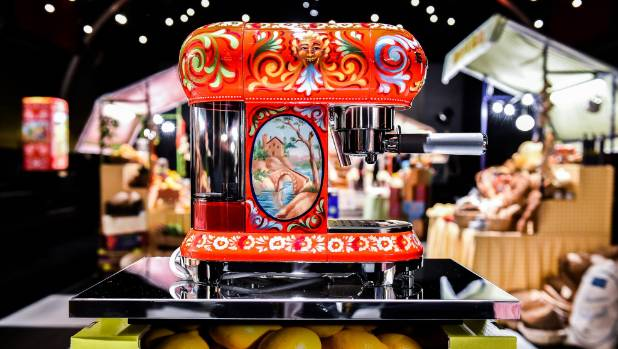 Dolce Amp Gabbana Design Over The Top Appliances For Your
