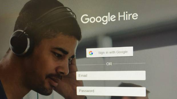 'Google Hire' Could Be Google's Answer To LinkedIn