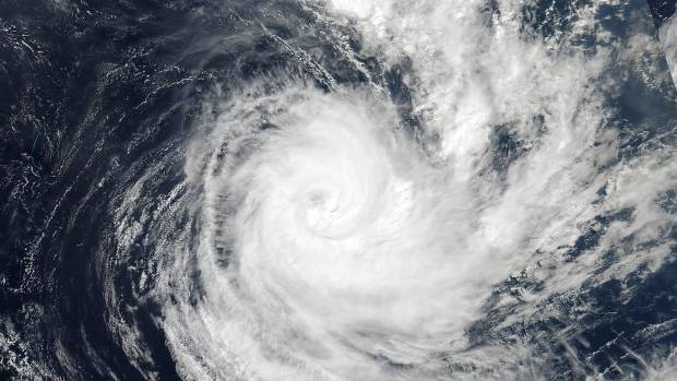 Cyclone Cook didn't behave as predictably as predicted