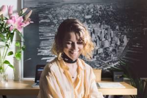 Nina Gordon is the founder of Flash Jewellery.