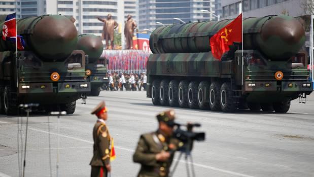 Chinese president calls for restraint on N. Korea