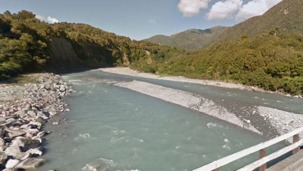 Gourdie's body was found about 1 kilometre downstream in the Taipo River.