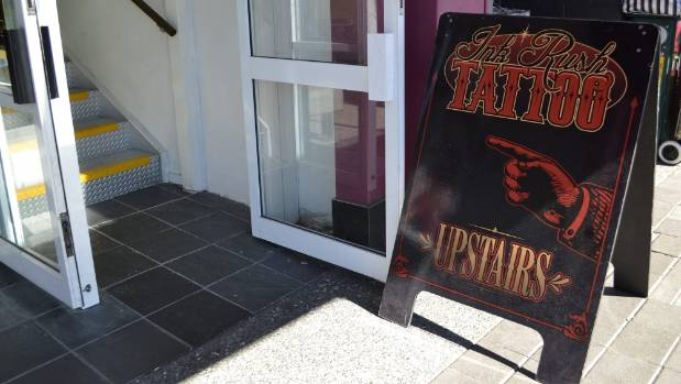 Ink Rush Tattoos is located at 368 Great North Rd in Henderson.