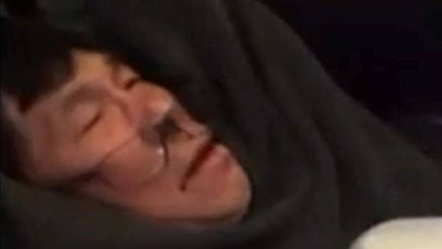 It comes after David Dao was dragged off a United Airlines flight at Chicago O'Hare International Airport.