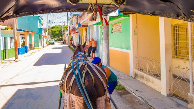Far from the beaches, resorts and cerulean waters is the real Cuba with warmth and culture.