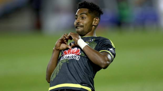 The Wellington Phoenix's leading scorer Roy Krishna was voted the club's Players' Player of the Year on Tuesday night.