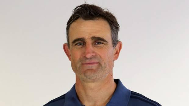 Highlanders assistant coach Scott McLeod.