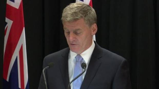 Prime Minister Bill English announced details of the milestone pay equity settlement at Parliament on Tuesday afternoon.