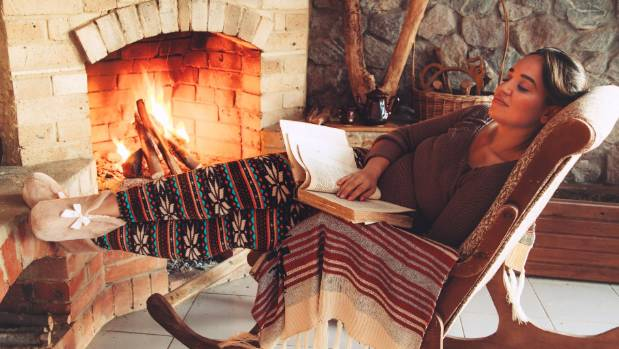 Hygge lends itself to small, quiet parts of your home that you can heat up quickly, cover in rugs, throws, and blankets, ...