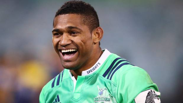 Naholo returns, Fekitoa moves in