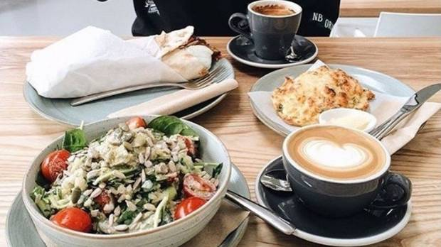 Grain Coffee and Eatery makes its food from scratch.