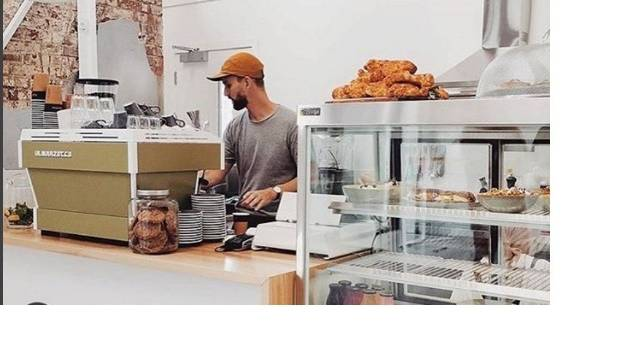 Jonny Gudsell has more than seven years under his belt making coffee.