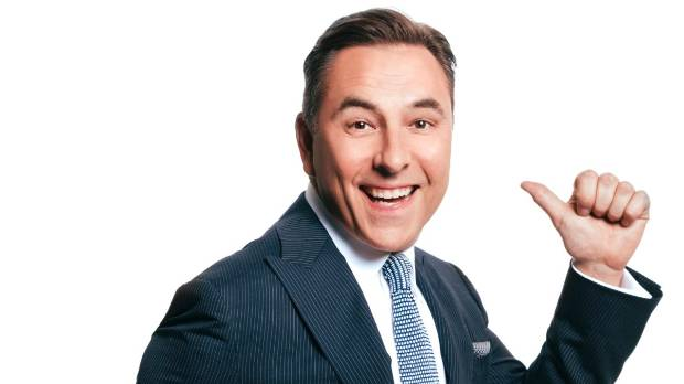 Britain's Got Talent judge and comedian David Walliams.