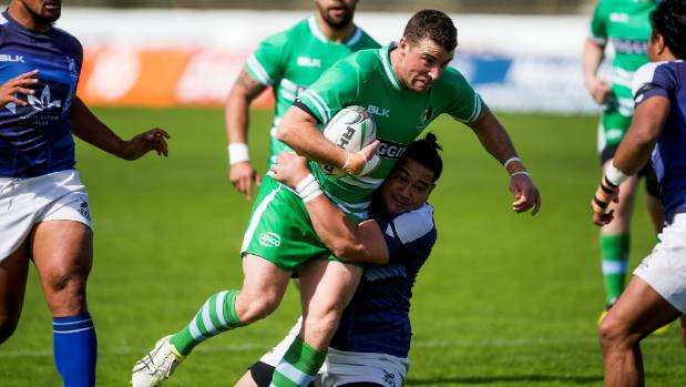 Feilding captain Matt Dalley played for the Manawatu Development XV last year.