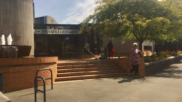 Justice's of the Peace are available to sign documents at the Timaru Library on Saturday mornings.