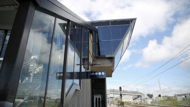 Otahuhu station wins nz institute of landscape architects for Institute of landscape architects
