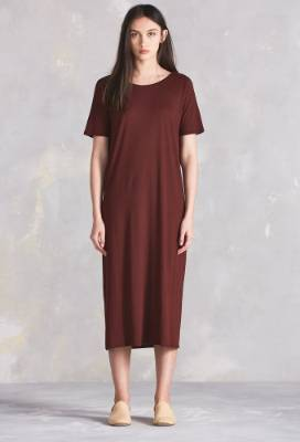 Kowtow building block dress, $99. While we're looking at Kowtow, though, you're playing yourself if you don't have a ...