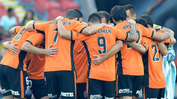 The Brisbane Roar will need to overcome the Western Sydney Wanderers if they are to make the A-League semifinals.