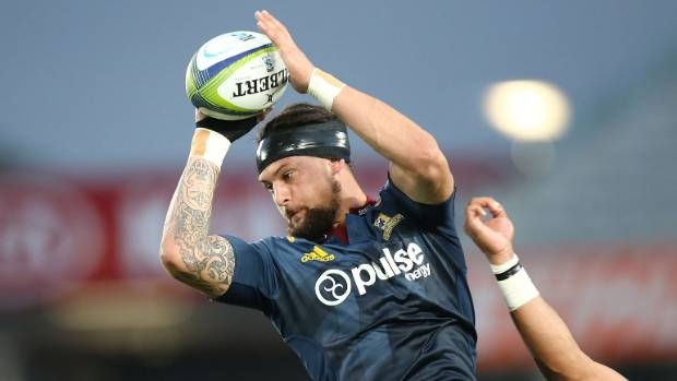 All Blacks return for Highlanders