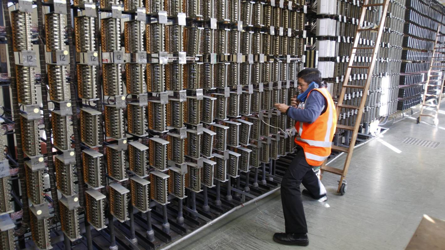 Spark Promises Minimal Disruption As It Prepares To Scrap Landline Telephone Wiring New Zealand Technology From 1876