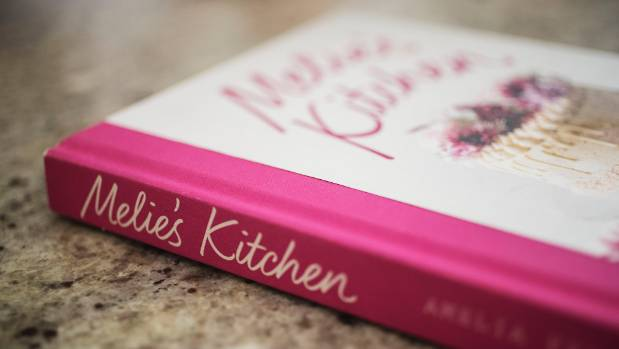 Ferrier's first cookbook, Melie's Kitchen, was published in 2016.
