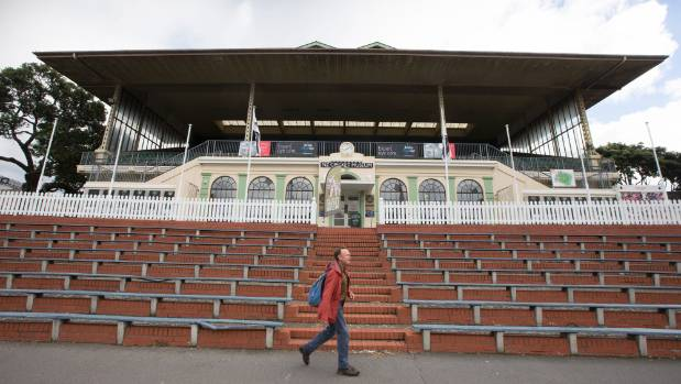 The Museum Stand at the Basin Reserve was opened in 1925, but has closed to spectators since 2012.