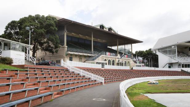 """The Museum Stand at the Basin Reserve has been judged by Wellington City Council """"a significant health and safety risk ..."""