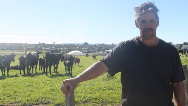Mangatawa Papamoa Blocks Inc farm manager John Walker.