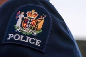 Emergency services rushed to Otumoetai on Saturday night.