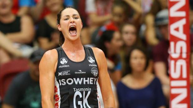 Collingwood Magpies star Sharni Layton has led a threatened player revolt.