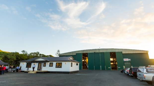 Manor Build Has Set Up Shop In The Old Fitzroy Yachts Site At Port Taranaki