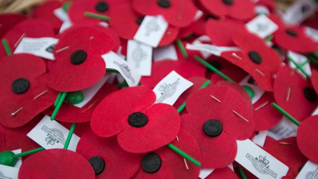 RSA national president BJ Clark says the RSA has a lot of difficulty finding collectors for Poppy Day.