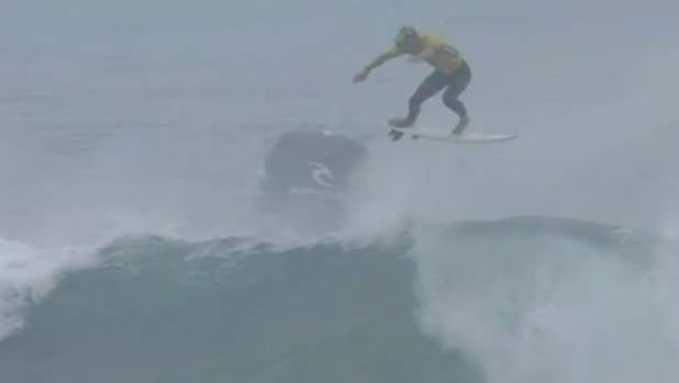 South African Jordy Smith wins Bells Beach surfing title