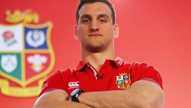 Sam Warburton is only the second player to lead two Lions tours.