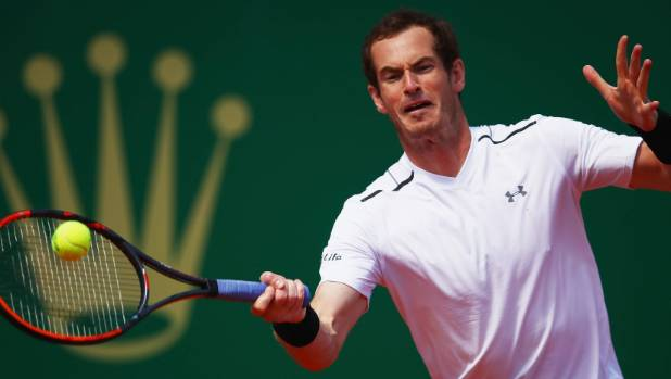 Andy Murray is through to the third round.