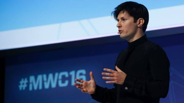 """Founder of Telegram Pavel Durov: """"It's pointless and time-consuming to maintain increasingly obsolete friend lists on ..."""