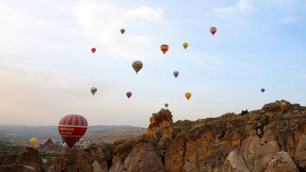 Cappadocia may be a cliche but it's worth your time.