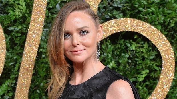 Stella McCartney wants you to mend your clothes.
