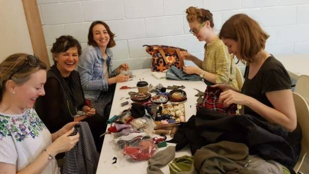 Fixing stuff is back in fashion, especially at Repair Cafes.