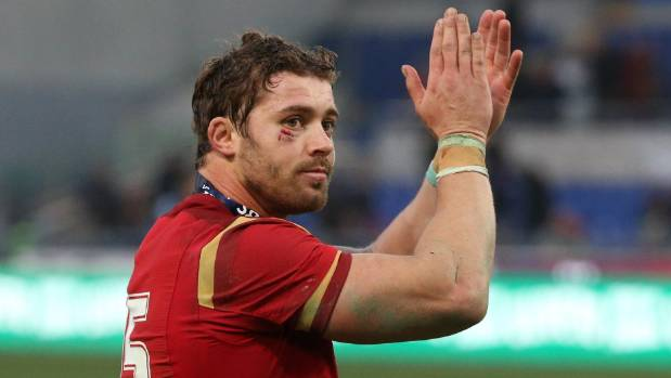 Wales star Leigh Halfpenny has been selected in the Lions squad to tour NZ.