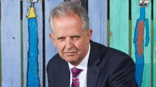 Children's Commissioner Judge Andrew Becroft says the bullying statistics are deeply shameful for the country.