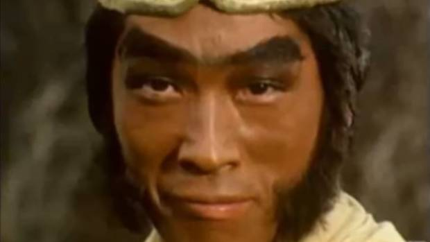 In the 1978 - 1980 Japanese version, Monkey was played by Masaaki Sakai.