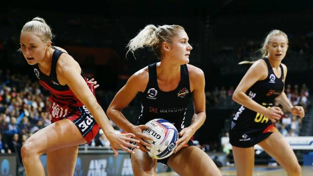 Ariana Cable-Dixon made her debut for the Magic in round one of the ANZ Premiership.