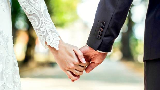 The couple are talking with the Amora Hotel about other options for their wedding. (File photo)
