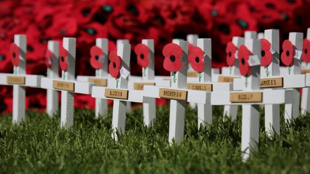 Anzac Day is a chance to remember the sacrifice of New Zealanders in war.