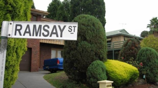 The real Ramsay Street.