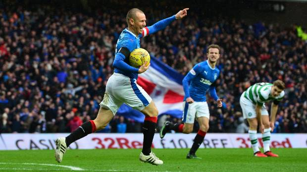 Kenny Miller and Rangers play in the Scottish Cup on Sunday night, hours after an Auckland supporters group will play in ...